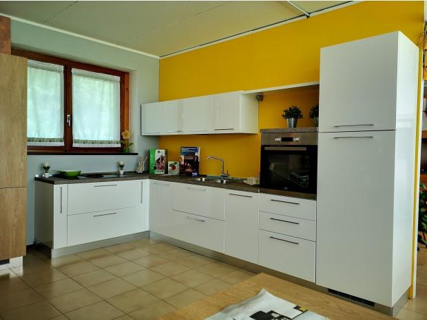 Cucina angolare Essebi Gloss Color