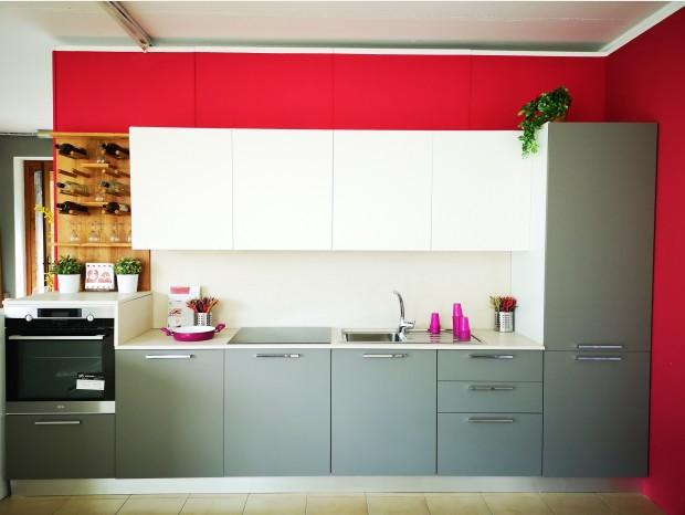 Cucina lineare S75 Futura