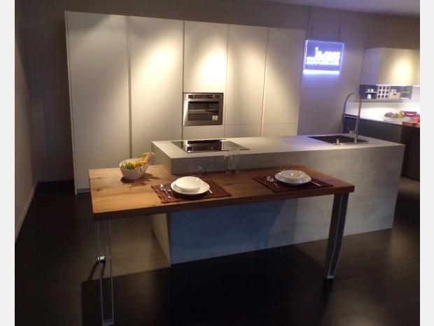 Cucina con Isola Meson's Monoliti
