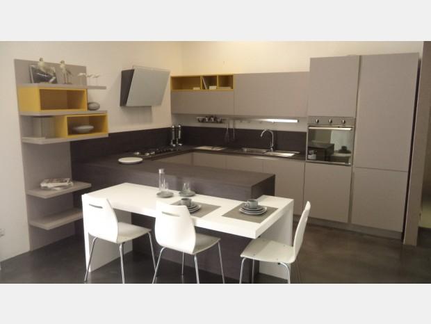 Cucina con penisola Arredo3 Kalì Linea