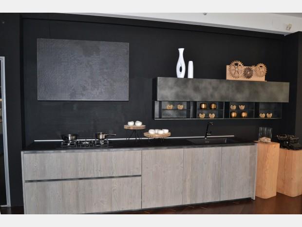 Cucina lineare Zampieri Cucine Axis 25