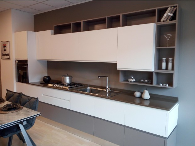 Torchetti Cucine Moderne.Prezzi Torchetti Cucine Offerte Outlet Sconti 40 50