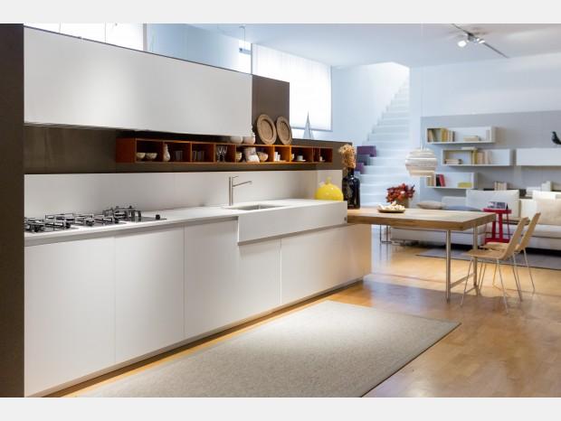 Cucina lineare Ernestomeda One80