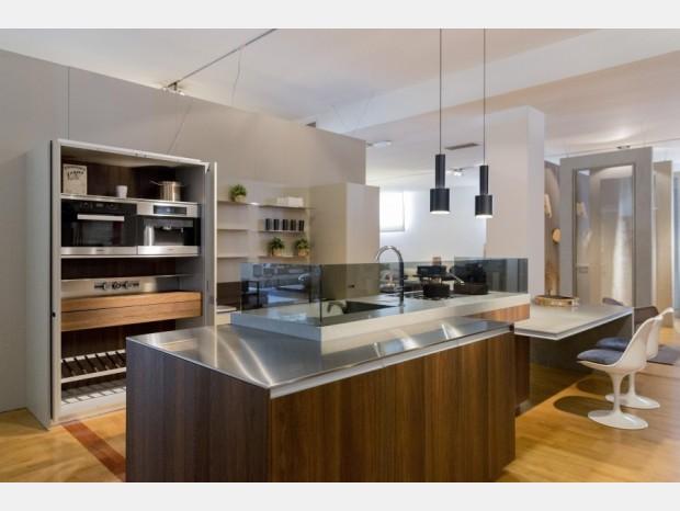 Cucina con Isola Ernestomeda Icon