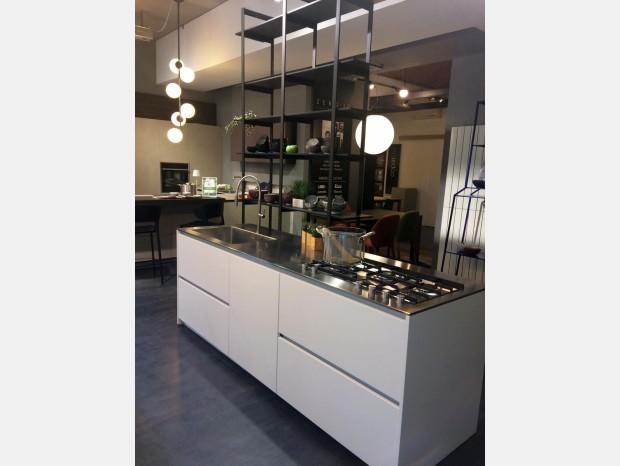 Cucina con Isola Modulnova MH6