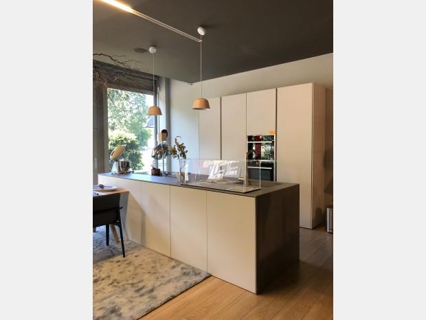 Cucina con Isola CopatLife 3.1