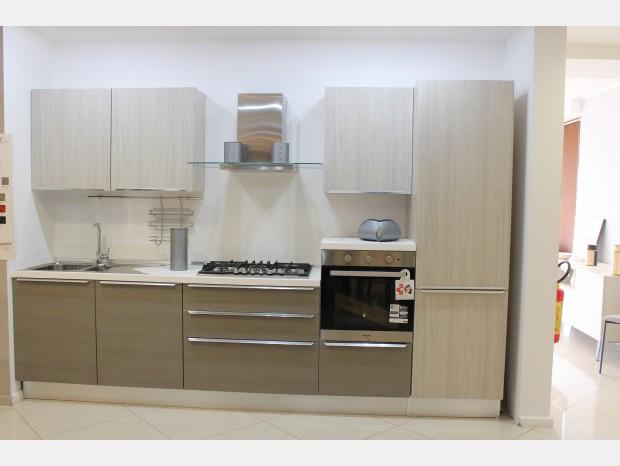 Cucina lineare Creo Kitchens Gayla