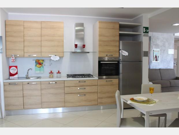 Cucina lineare Creo Kitchens Britt