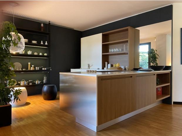 Cucina angolare Boffi LT + Zone