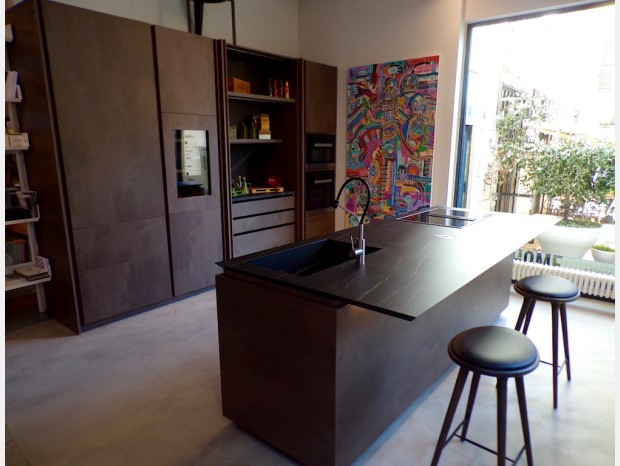 Cucina con Isola Custhome Design cucina artigianale