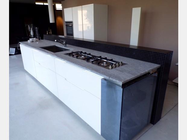 Cucina lineare Rossana Ginevra