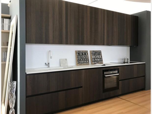 Cucina lineare Doimo Cucine MATERIA