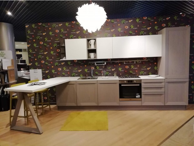 Cucina lineare Berloni Milano