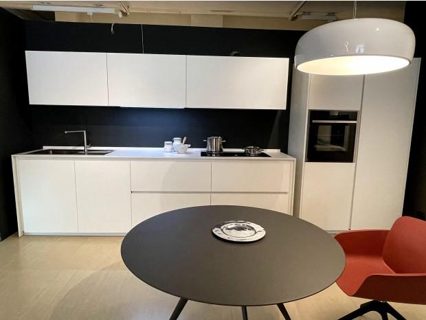 Cucina lineare Zampieri Cucine AXIS 012