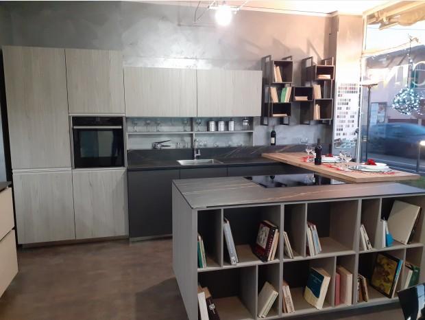 Cucina con Isola Berloni Meeting