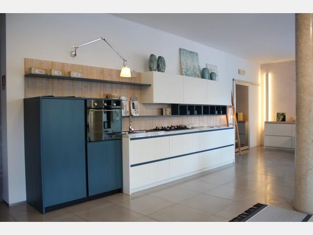 Cucina lineare Fratelli Mirandola New Step