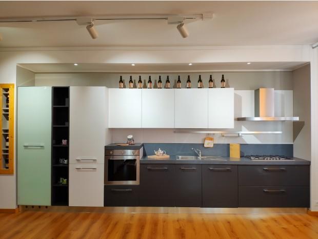 Cucina lineare Ar-Tre Kia