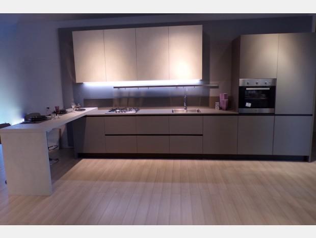 Cucina con penisola CopatLife 2.1 Board