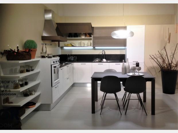 Cucina angolare Forma 2000 Keit