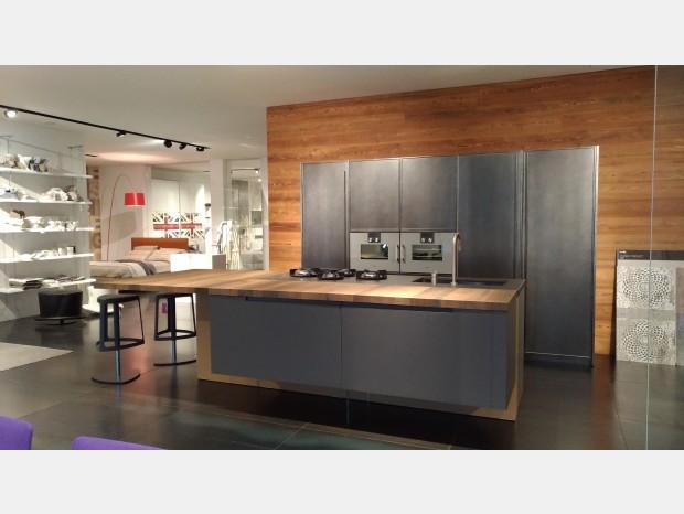 Cucina con Isola Key Factory - Basik