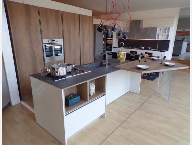 Cucina con Isola Stosa Cucine Infinity