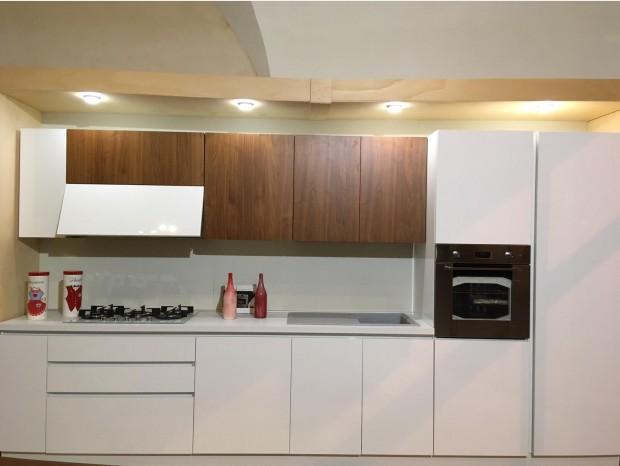 Cucina lineare Astra DIVA