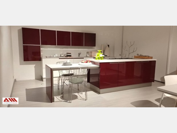Cucina con Isola Elmar Ecletica_03