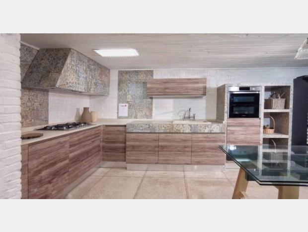 Cucina angolare Tonsoni Design TD PUR