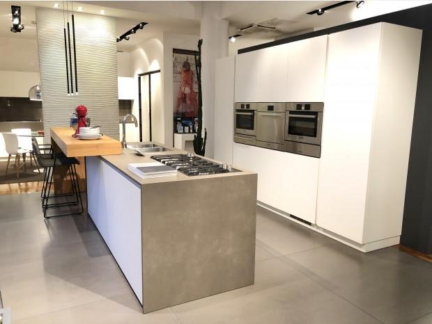 Cucina con Isola Key KU45