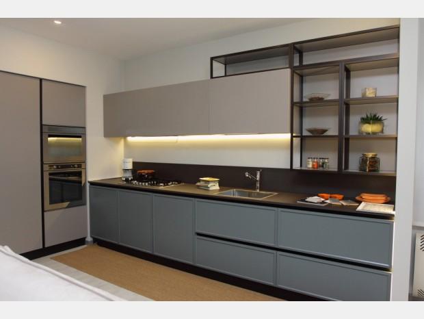 Cucina lineare Home Cucine Estetica e Color Matt