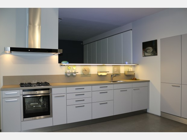 Cucina lineare Siematic SC 10