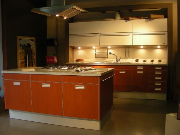 Cucina con Isola Siematic SC 18