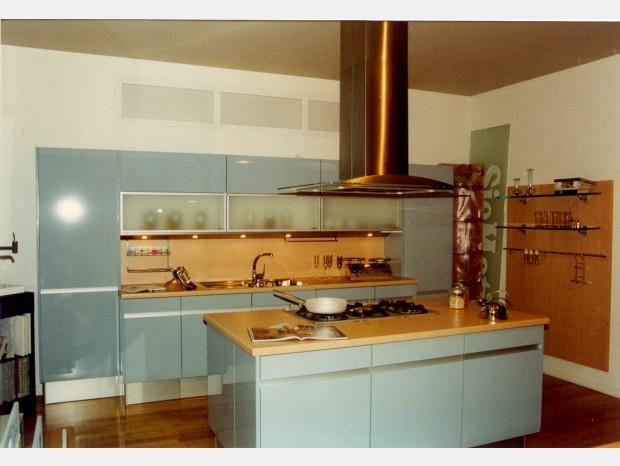 Cucina con Isola Siematic SE 6006