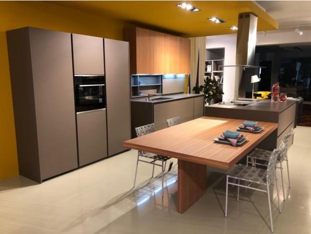 Cucina con Isola Zampieri Cucine AXIS 012