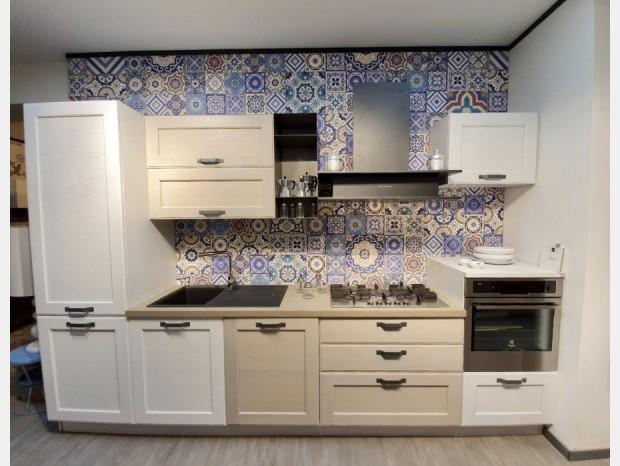 Cucina lineare Stosa Cucine York