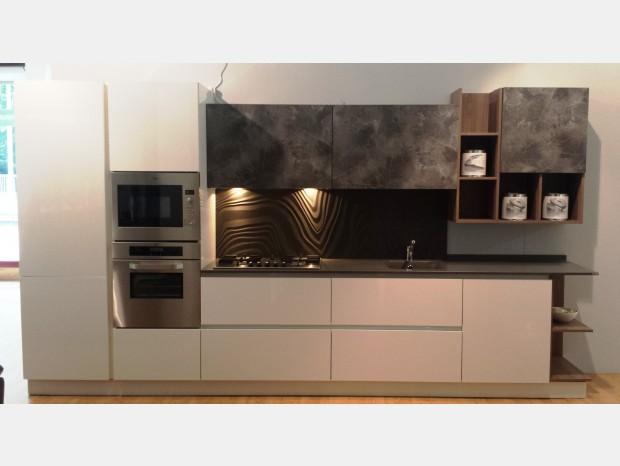 Cucina lineare G M Cucine SP22