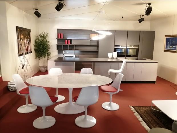 Cucina con penisola Arredo3 Kalì
