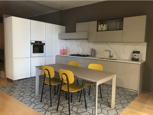 Cucina angolare Home Cucine Cartesia ed Estetica