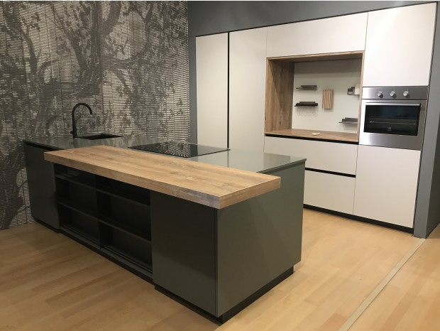Cucina con Isola Forma 2000 Space Trend