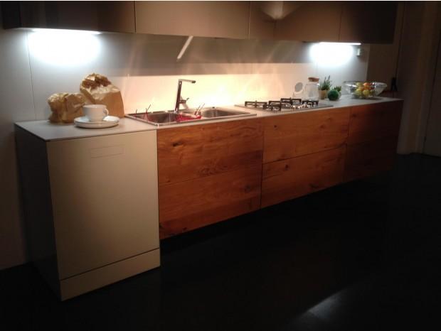 Cucina lineare Lago lago kitchen