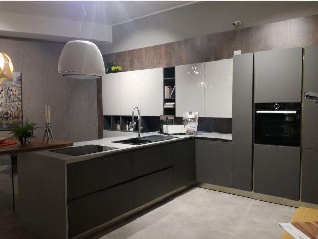 Cucina Con Penisola Arredo3 Plana Aria Monza E Brianza