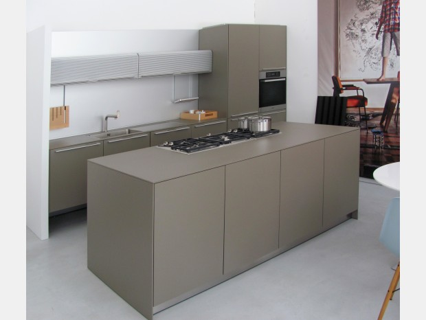 Cucina con Isola Bulthaup B3