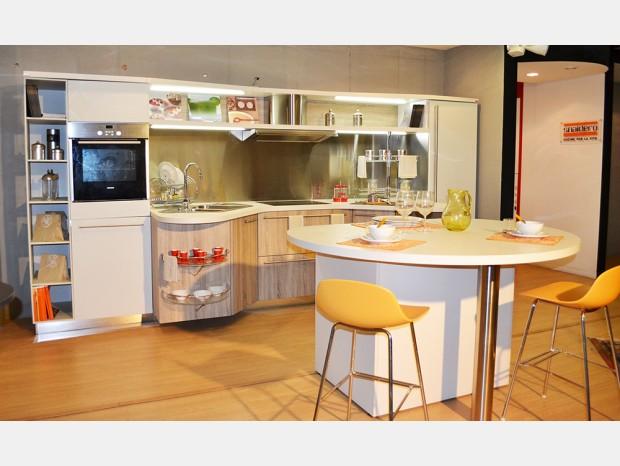 Cucina con Isola Snaidero Skyline 2.0