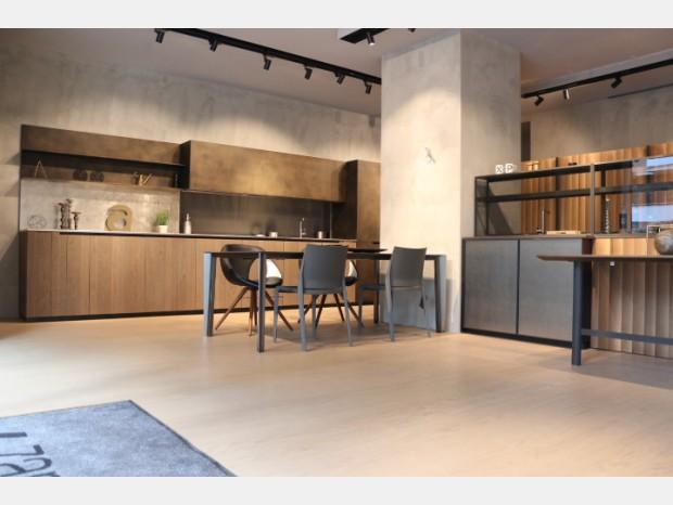 Cucina lineare Zampieri Cucine FIFTY