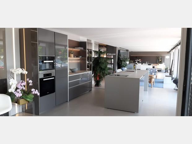 Cucina con Isola Dada Prime