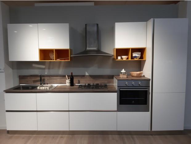 Cucina lineare Arredo3 ROUND