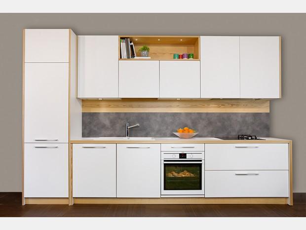 Cucina lineare Produzione Artigianale Abet Climb