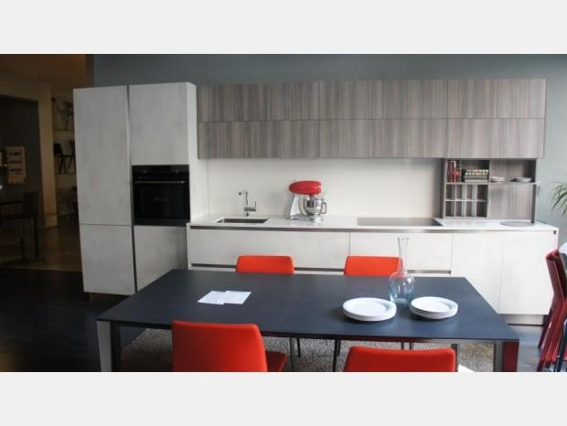 Cucina lineare Zecchinon Kate