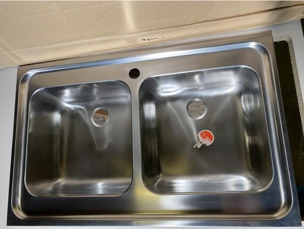 Franke Due vasche
