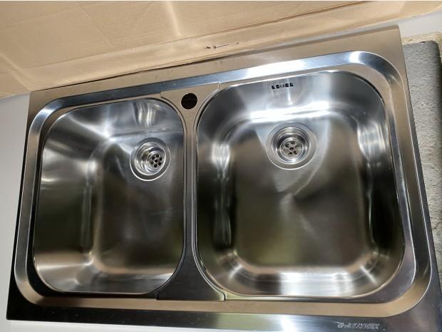 Lavello Jollynox Due vasche